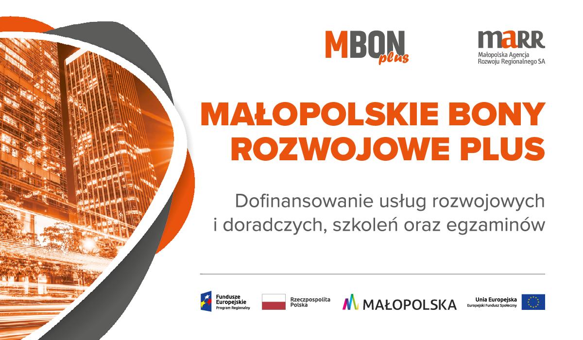 Małopolskie Bony Rozwojowe Plus